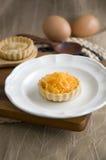 Dish of sweet mini tart Stock Photo