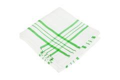 Dish towel royalty free stock photos