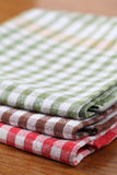 Dish towels Royalty Free Stock Photo