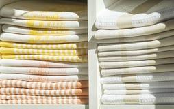 Dish towels Stock Photo