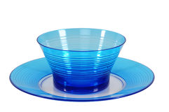 Dish ware. Isolated Stock Images