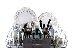 Dish-washer Stock Image