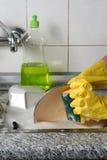 Dish washing stock images