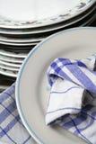Dish washing Royalty Free Stock Photo