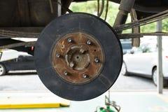 Dish wheel Royalty Free Stock Photos