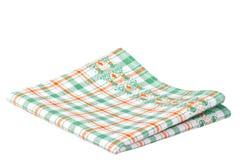 Dishcloth isolated Royalty Free Stock Image