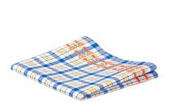 dishcloth odizolowywający Zdjęcia Royalty Free