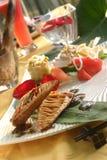 dishes овощ Стоковая Фотография