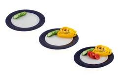 dishes овощ Стоковое Фото