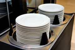 Dishes Royalty Free Stock Images