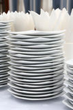 Dishes for party time Royalty Free Stock Photos