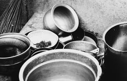 Dishes Royalty Free Stock Photos