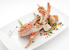 Dishes of Thailand and China international cuisine Stock Photography
