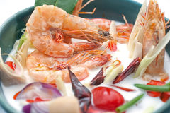 Dishes of Thailand and China international cuisine Royalty Free Stock Image