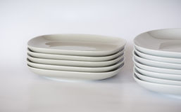 Dishes Stock Photography
