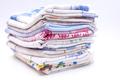 Dishtowels Royalty Free Stock Photo