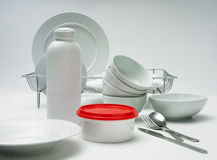 Dishware Royalty Free Stock Photography