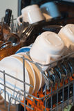 dishware стоковое фото