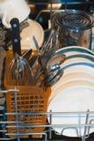 dishware стоковое изображение