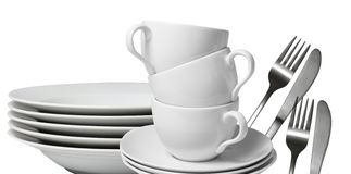 Dishware Stock Photos