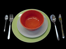 Dishware Images stock
