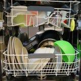 dishware Royalty-vrije Stock Foto's