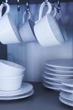 Dishware cerâmico fotos de stock