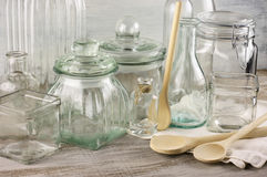 Dishware collection Stock Photos