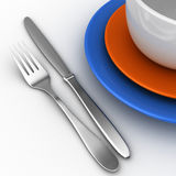 Dishware Stock Photography