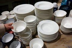 Dishware Stock Photography