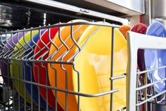 dishwasher Fotografia de Stock Royalty Free
