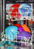 dishwasher imagem de stock royalty free
