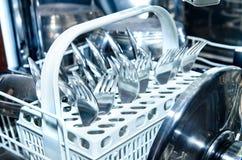 dishwasher obraz stock