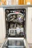 dishwasher obrazy stock