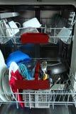 dishwasher zdjęcia royalty free