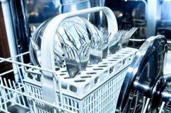 Dishwasher. Stock Photo