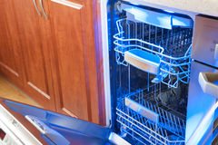 Dishwasher Royalty Free Stock Images