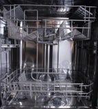 Dishwasher machine Stock Images