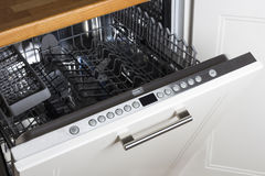 Dishwasher Royalty Free Stock Photo