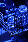 Dishwasher A Royalty Free Stock Image