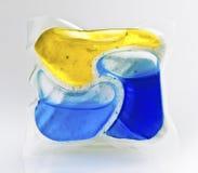 Dishwasher soap Stock Image
