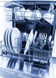Dishwashing Royalty Free Stock Photo