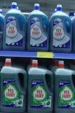 Dishwashing liquid Stock Photography