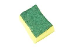 Dishwashing spons Stock Foto's