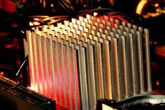 Disipador de calor Imagenes de archivo