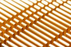 Disipador de calor Foto de archivo libre de regalías