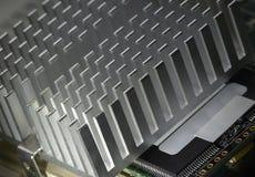 Disipador de calor Imagen de archivo