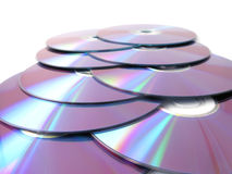 Disk Royalty Free Stock Photography