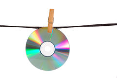 A disk Royalty Free Stock Image