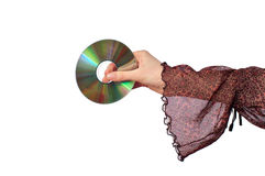 Disk Royalty Free Stock Image